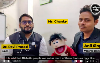 THIP Hindi - Can You Eat Sugar-Free sweets in Diabetes?